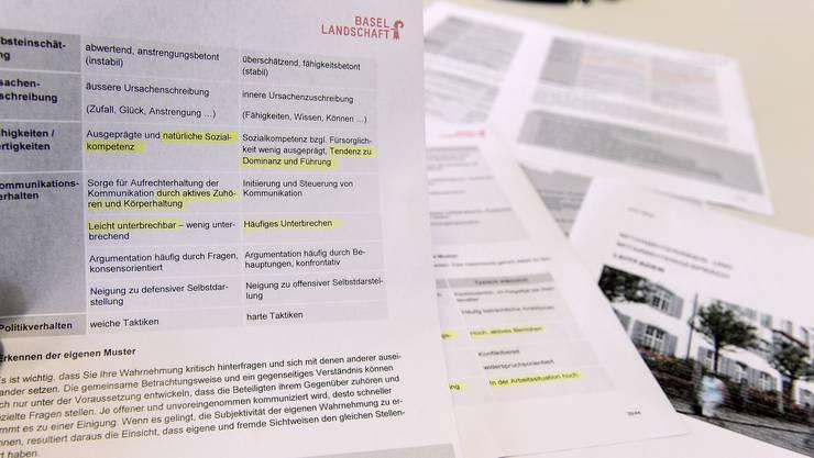 """""""Natürliche Sozialkompetenz"""": Der neue MAG-Leitfaden des Kantons vor Stereotypen weiblichen Verhaltens - und tappt nach Ansicht von Kritikern selbst in die Gender-Falle."""
