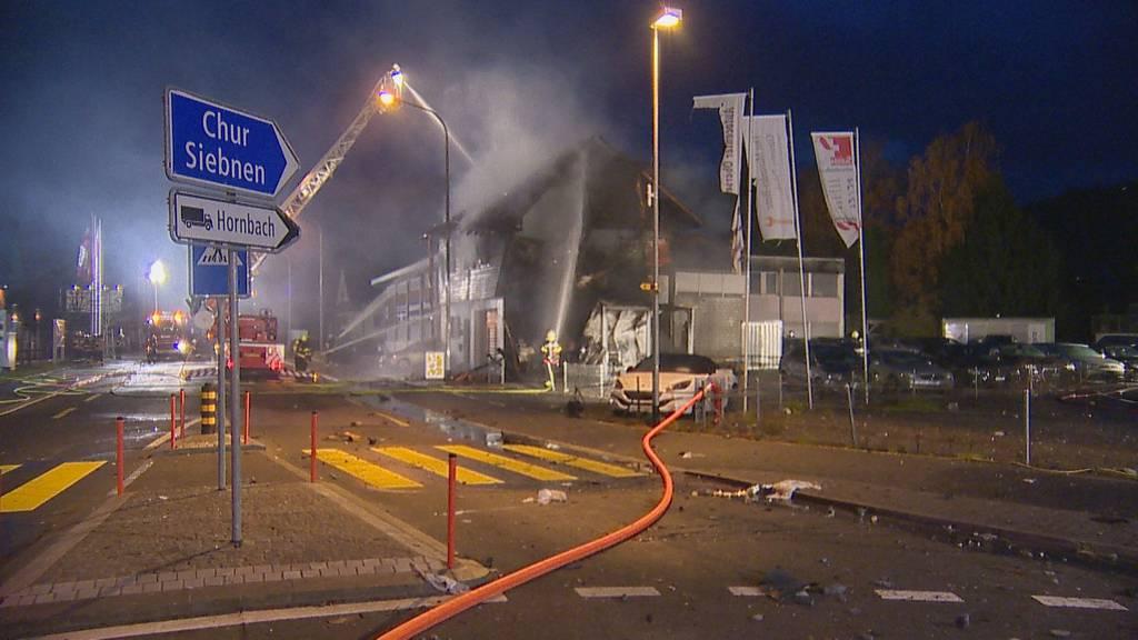 Unfallfahrer von Galgenen war 29-Jähriger aus St.Gallen