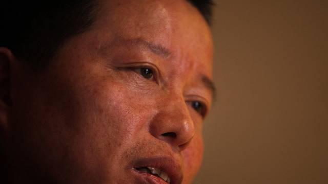 Gao Zhisheng wird mit Gefängnis bestraft (Archiv)