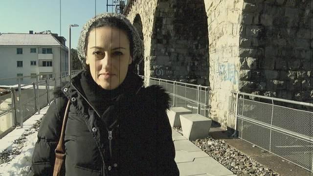 Die Aargauerin Talkhon Hamzavi ist mit ihrem Kurzfilm für den Oscar nominiert. Wie fühlt sie sich, so kurz vor der Verleihung?