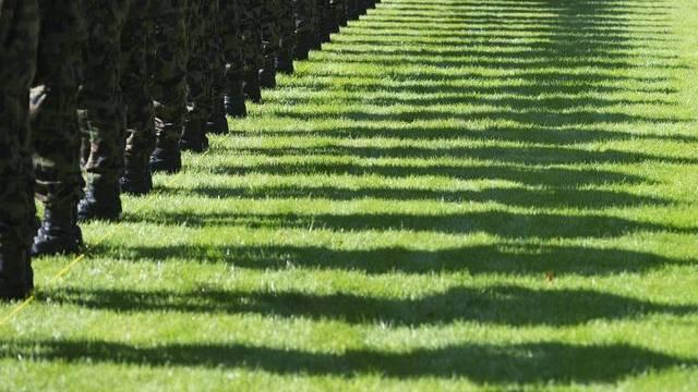 Über wievielen Schweizer Soldaten liegt der Schatten einer Asbest-Exposition? (Symbolbild)