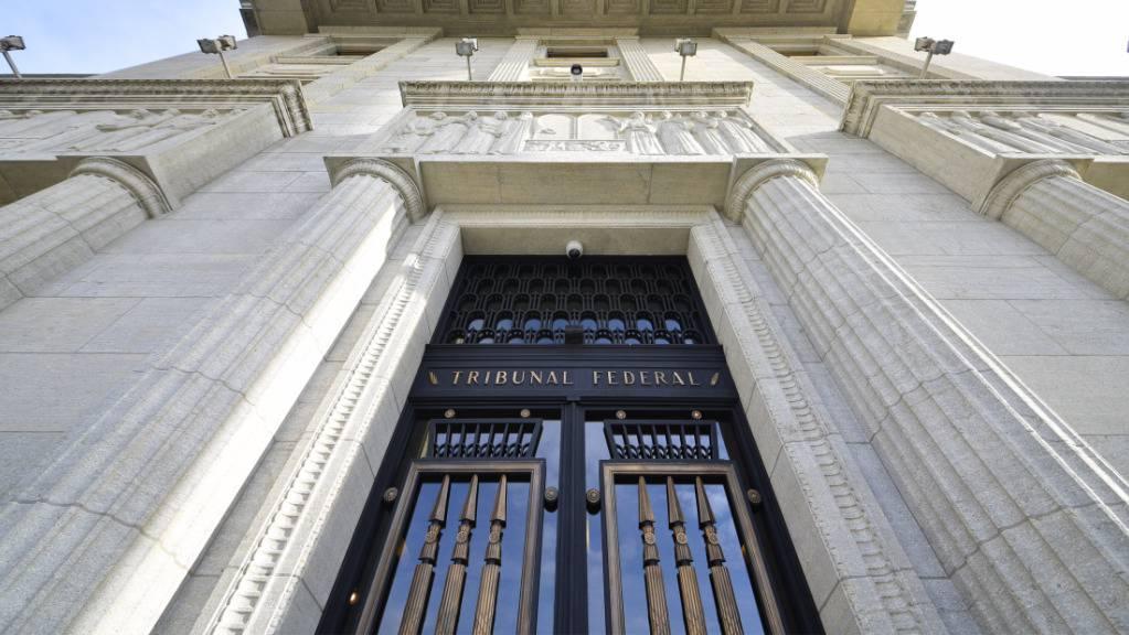 Das Bundesgericht hat das Bündner Kantonsgericht ein zweiter Mal in der gleichen Sache gerüffelt. (Archivbild)