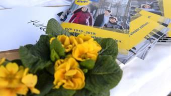 Die Evangelische Volkspartei (EVP) feiert ihr 100-jähriges Bestehen.