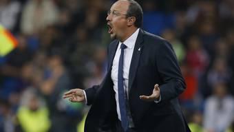 Rafa Benitez führt Newcastle zurück in die Premier League