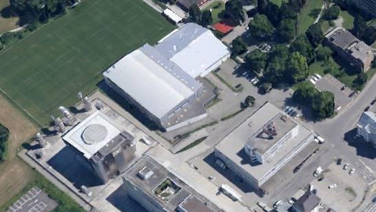 Die islamische Veranstaltung hätte in der Sporthalle Unterrohr in Schlieren stattfinden sollen.