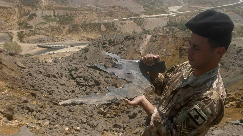 Israel greift nach Raketenbeschuss Ziele im Libanon an