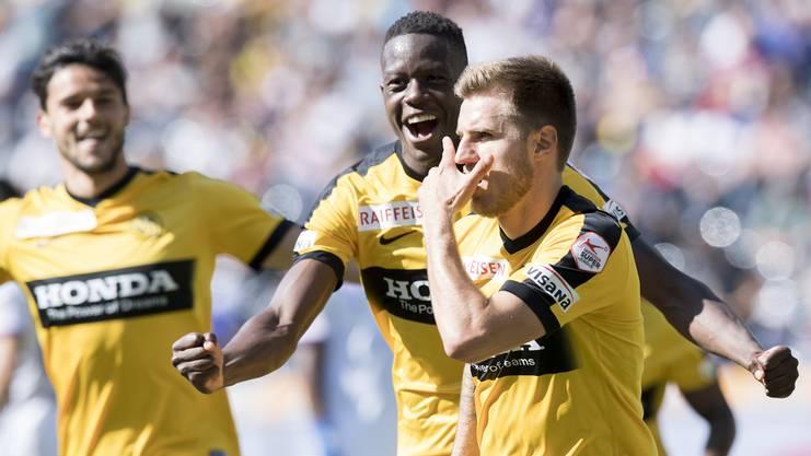 YB konnte Basel die zweite Saisonniederlage zufügen.