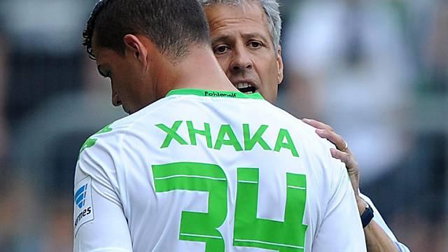 Immer noch kein Sieg für Gladbach mit Xhaka und Trainer Favre.