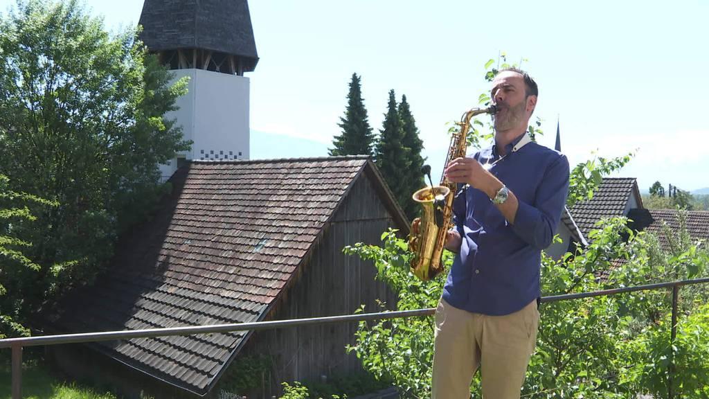 Genie am Saxophon: Peter Lenzin veröffentlicht neues Album