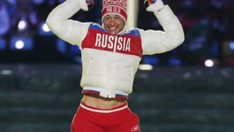 Freispruch durch das Bundesgericht bestätigt: Russlands Langlauf-Olympiasieger Alexander Legkow