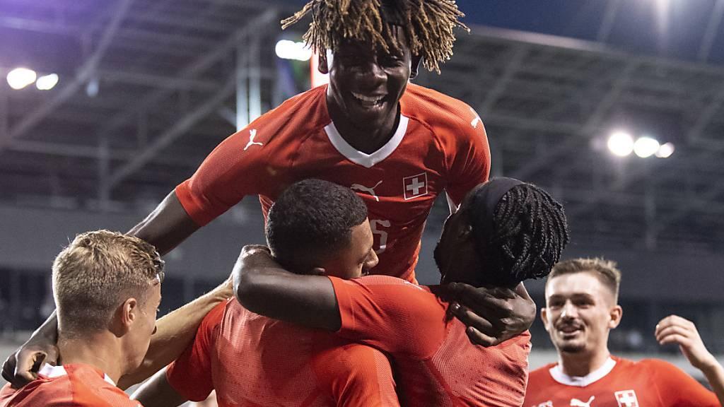 Schweizer feiern in Georgien weiteren Sieg