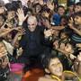 Bundespräsident Alain Berset besuchte ein Flüchtlingslager der Rohingya im Bezirk Cox's Bazar in Bangladesch.