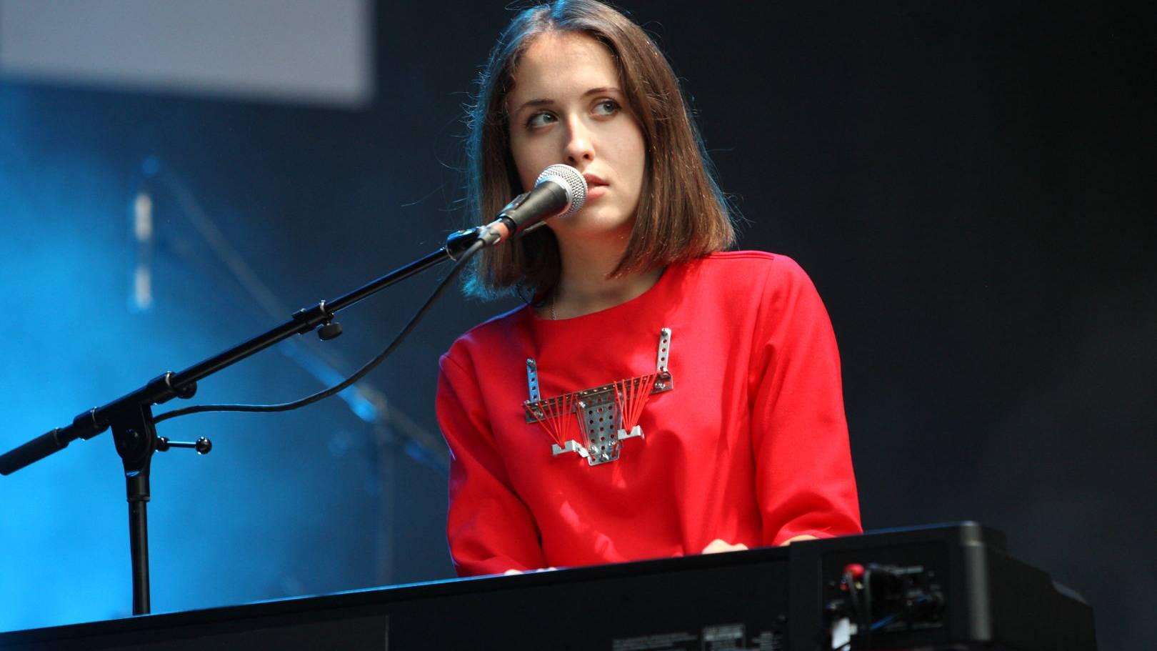 Alice Merton tourt durch Europa und singt in Zürich