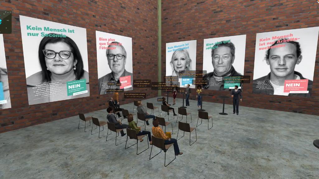 Operation Libero lanciert Kampagne gegen Begrenzungsinitiative