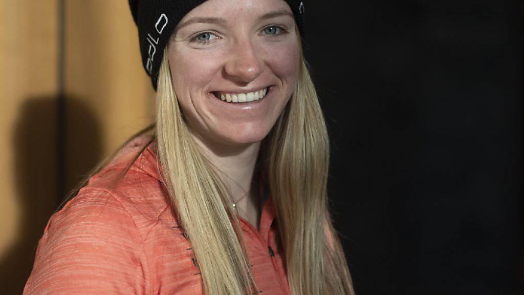 Nadine Fähndrich wird sich mit etwas Abstand über ihren 4. Rang freuen können.