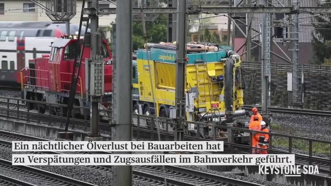 Zugausfälle und Verspätungen wegen gesperrter Bahn-2000-Strecke