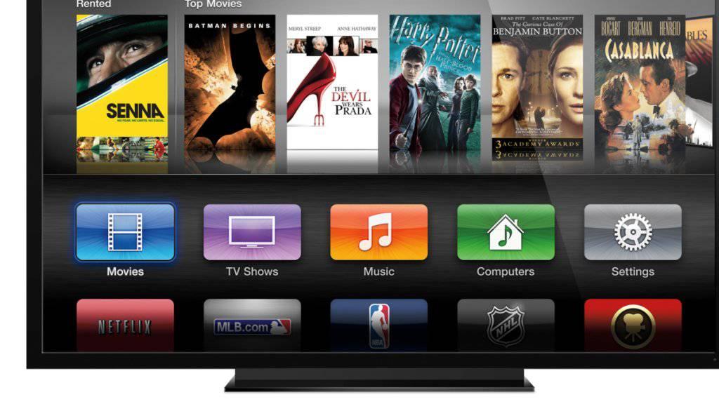 Der Technologiekonzern Apple verhandelt mit US-Medienhäusern über eine neues Abo-Angebot für Nachrichten - eine Art «Netflix für News». (Symbolbild)