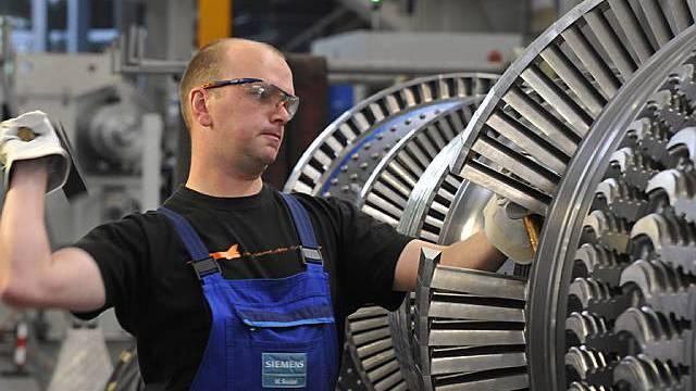 Siemens erhält Auftrag dank WM