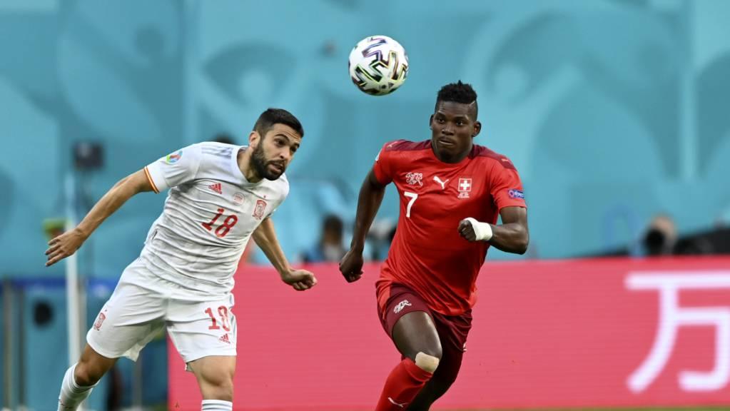 Breel Embolo jagte mit der Schweiz an der EM die Grossen und schrieb Geschichte, ehe er und die SFV-Auswahl gegen Spanien im Viertelfinal jäh gestoppt wurden.