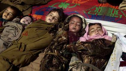 Afghanistan: Ein NATO-Luftangriff tötet 11 Kinder