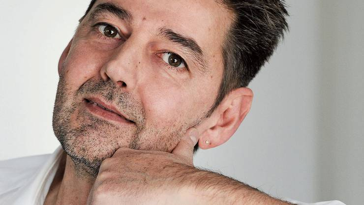 Nachdenklicher Menschenforscher: Der Aargauer Schriftsteller Andreas Neeser.
