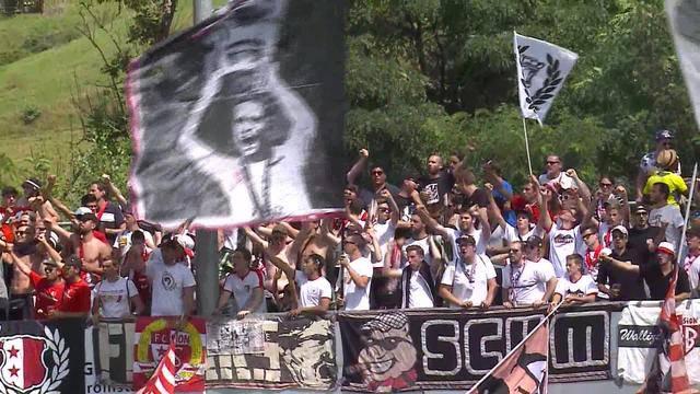 Cup-Knaller: FC Sion – FC Gränichen