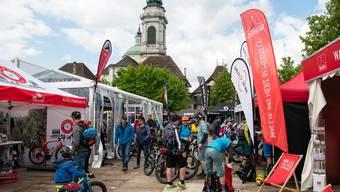 Bike Days 2019 – der Ausstellungsbereich