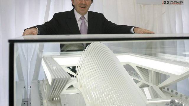 Santiago Calatrava muss Schadenersatz zahlen (Archiv)