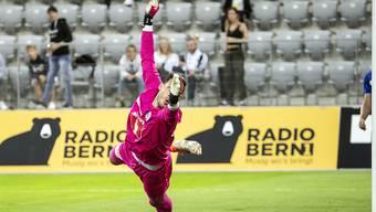 Flugkünstler: Luzern verspricht sich viel vom neuen Goalie Marius Müller