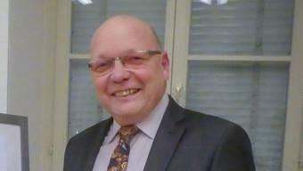 Hans Jürg Müller erlitt Mitte Oktober einen Herzinfarkt.