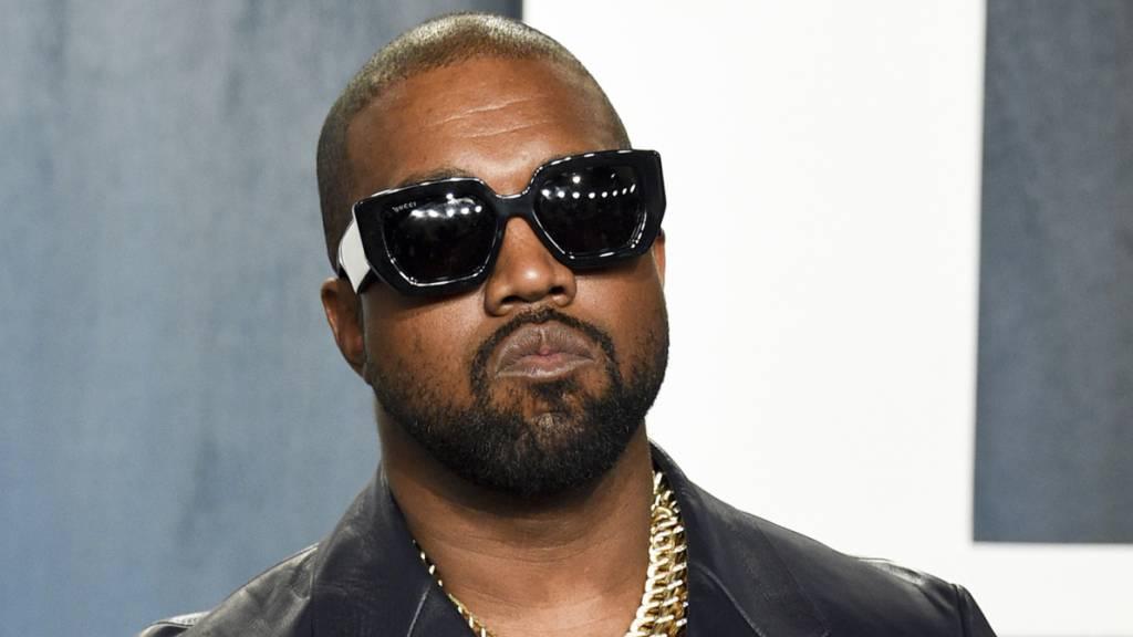 Kanye West veröffentlicht Album «Donda» mit Monaten Verspätung