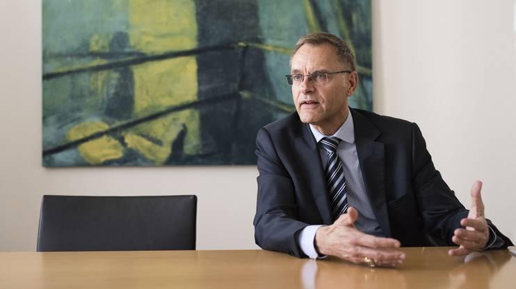 Ex-Polizeikommandant Gerhard Lips: Die Kriterien der Regierung bleiben im Dunkeln.