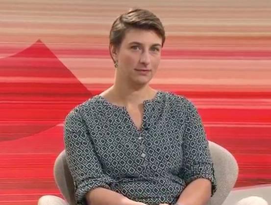 Bäuerin Manuela Barmettler ficht keinen Geschlechterkampf aus, sie hat drängendere Probleme.