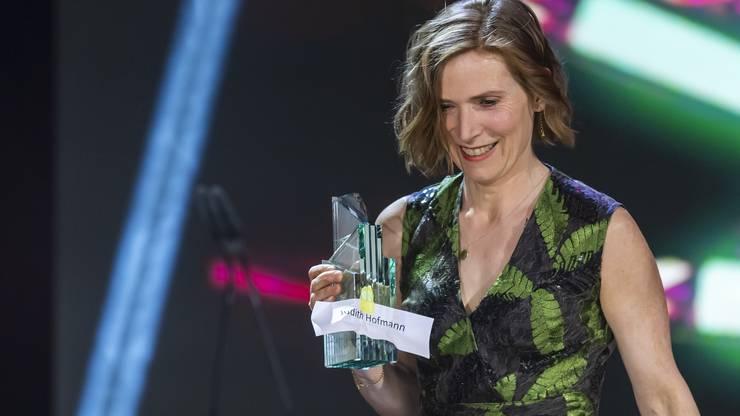 Die beste Darstellerin: Judith Hofmann.
