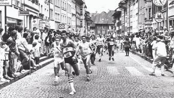 30 Jahre Lenzburger Lauf