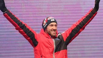 Dominik Landertinger, Österreichs erfolgreichster Biathlet, kann seine Karriere mit dem Gewinn von WM-Bronze im 20-km-Einzelwettbewerb beschliessen