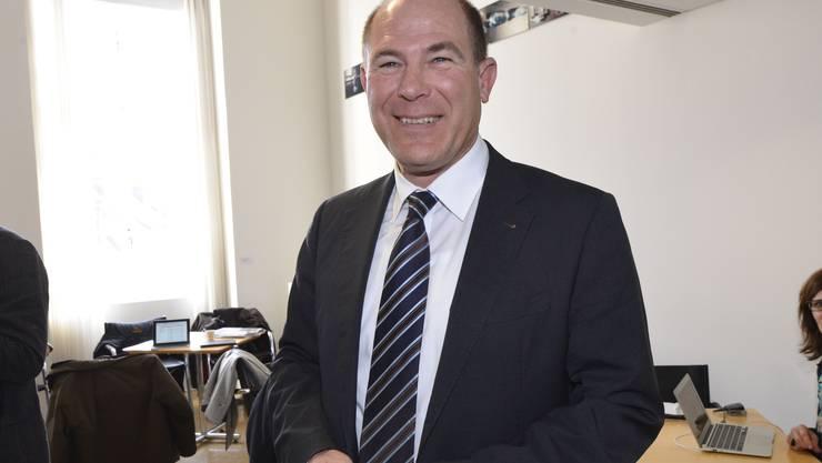 Anton Laubers frühe Nomination könnte der SVP beim zweiten Wahlgang für die Ballmer-Nachfolge Stimmen kosten.