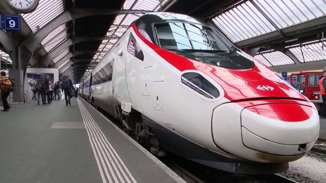 13 Millionen für pünktlichere Züge