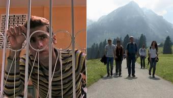 Siegerfilme: L'escale und Neuland
