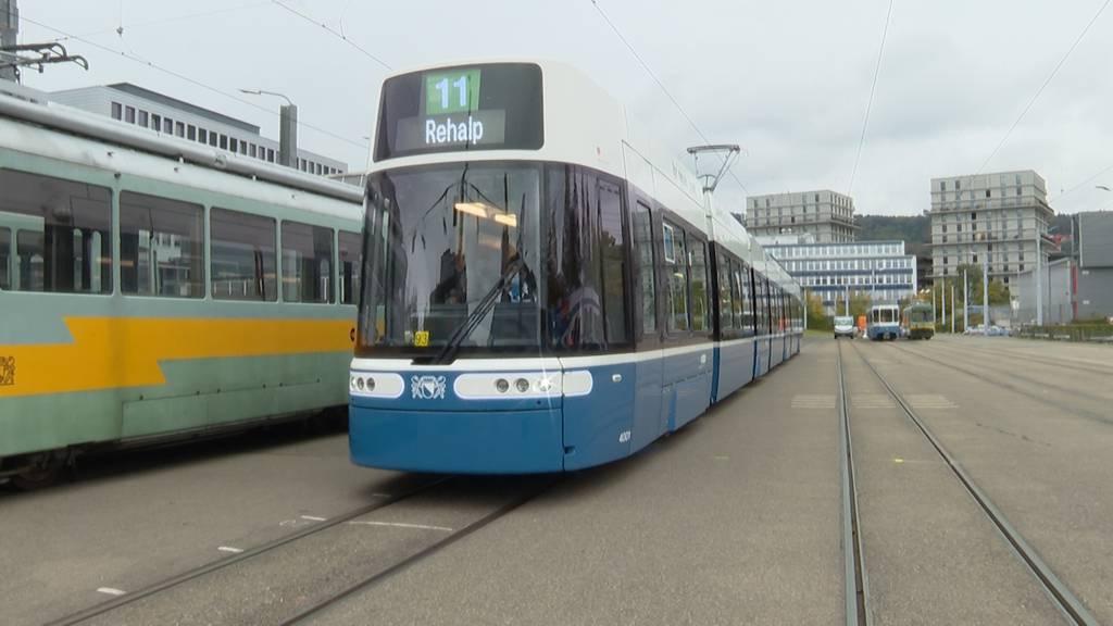 Flexity-Tram ist mit 4 Jahren Verspätung endlich da