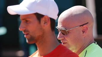 """Andre Agassi: """"Wir sind uns einig, dass wir viel zu oft nicht einer Meinung sind."""""""