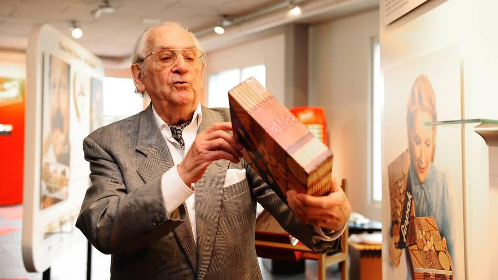 Biscuit-Pionier Fritz Wernli im Alter von 100 Jahren gestorben