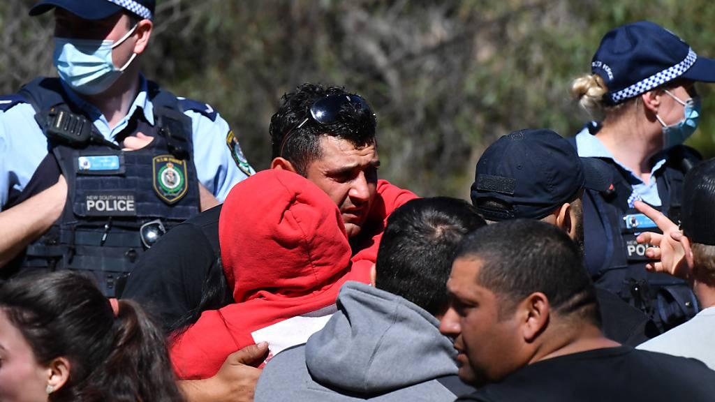 Australien: Vermisstes Kind nach drei Tagen lebend im Busch gefunden