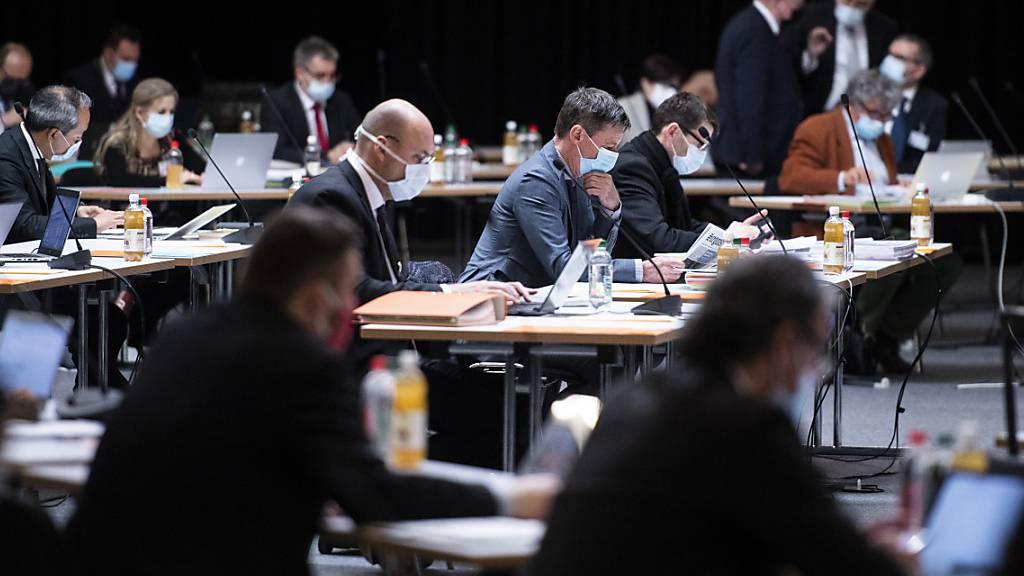 Der St. Galler Kantonsrat diskutierte am Dienstagnachmittag in der Aprilsession über die Plätze in Sonderschulen. (Archivbild)