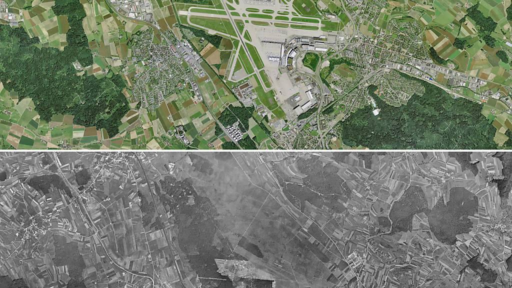 Digitale Geodaten von Swisstopo kostenlos und frei nutzbar