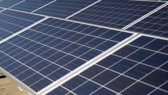 Auf der rund 1220 Quadratmeter grossen Dachfläche des RTB-Neubaus wird eine Photovoltaik-Anlage installiert.