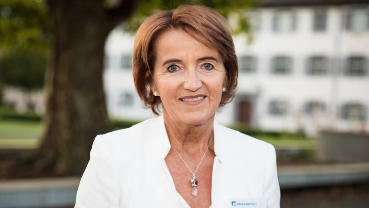 Gautschy ist FDP-Grossrätin und Gemeindeammann von Gontenschwil.