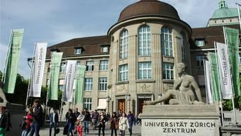 Um die Gleichstellung von Mann und Frau ist es in den Führungsgremien der Uni Zürich schlecht bestellt.