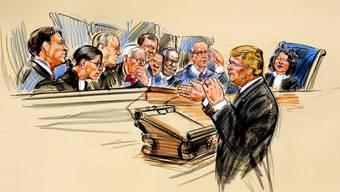 Die Honorare für Gerichtsgutachter sind der Ausgangspunkt für einen Schlagabtausch, der am Donnerstag im Baselbieter Landrat seine Fortsetzung finden wird. (Symbolbild)