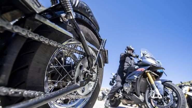 Im Fricktal sind heute 6834 Motorräder zugelassen – das sind 9,3 Prozent mehr als 2015.